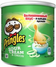 Pringles (Sour Cream & Onion)